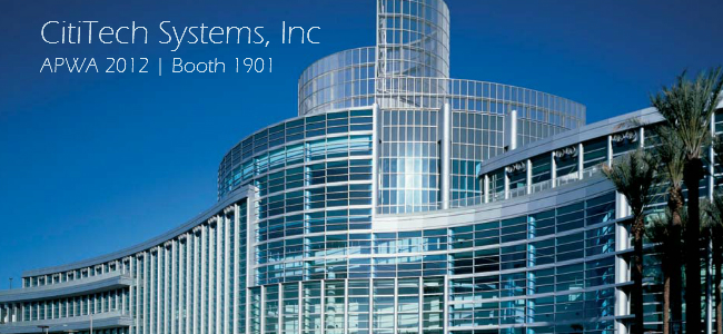 CitiTech Systems Is Going To The APWA Conference
